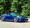 Porsche 911 Turbo S Cabriolet Version Inglesa 2021