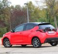Toyota Yaris Hybrid 2020 Prueba