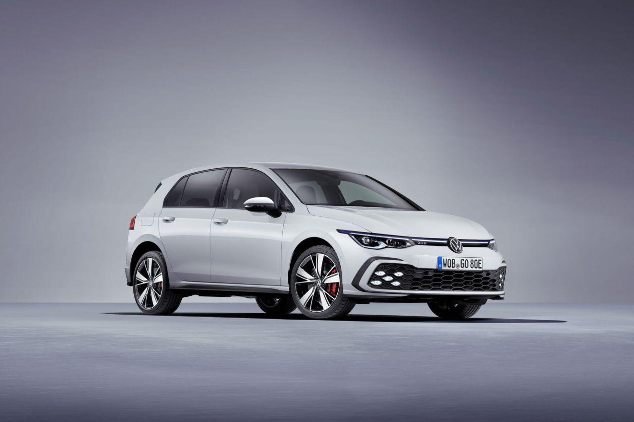 Galería Revista de coches, - Volkswagen Golf 8 GTE 2021 ...