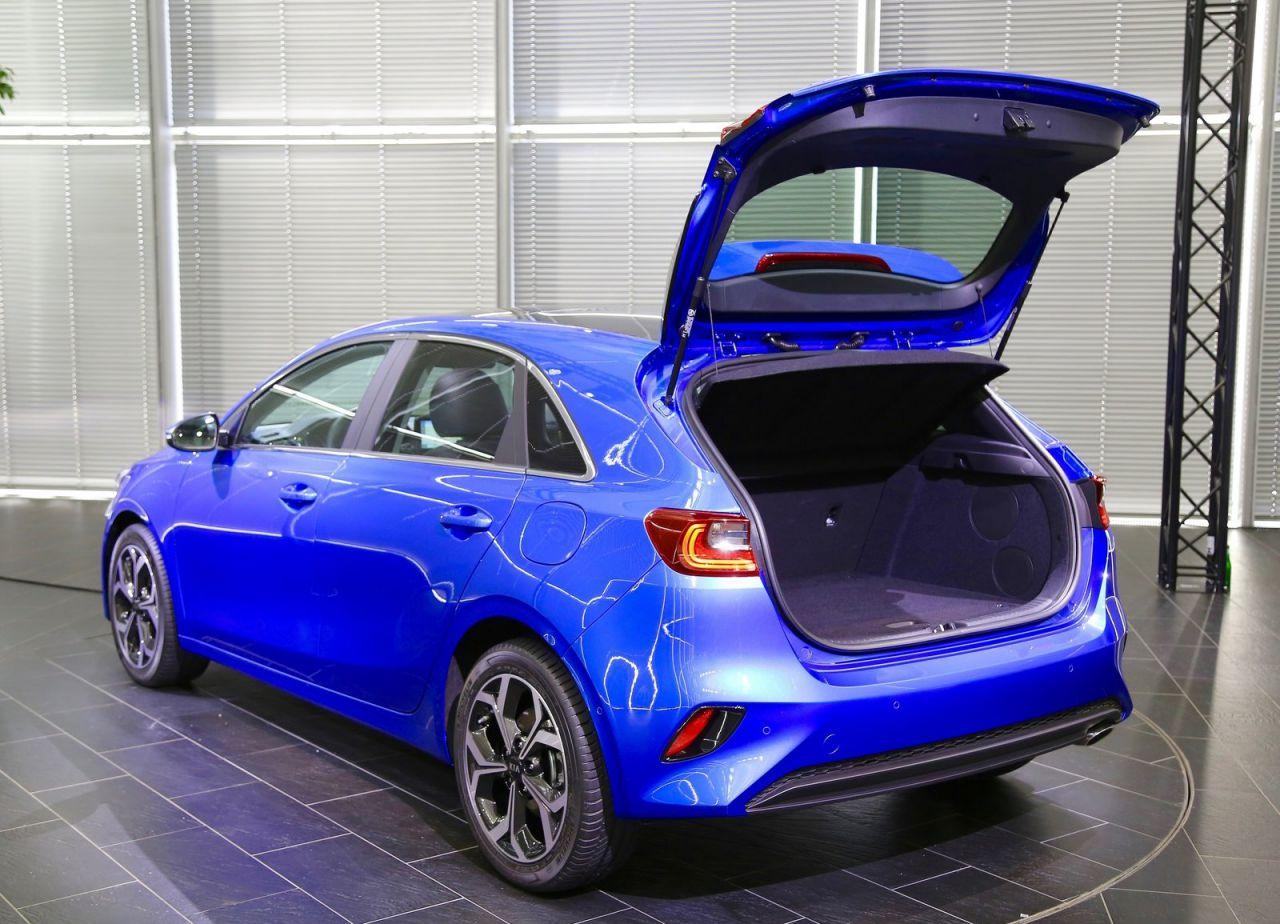 Galería Revista de coches, - Nuevo KIA CEED 2018 - Nuevo Kia Ceed 2018