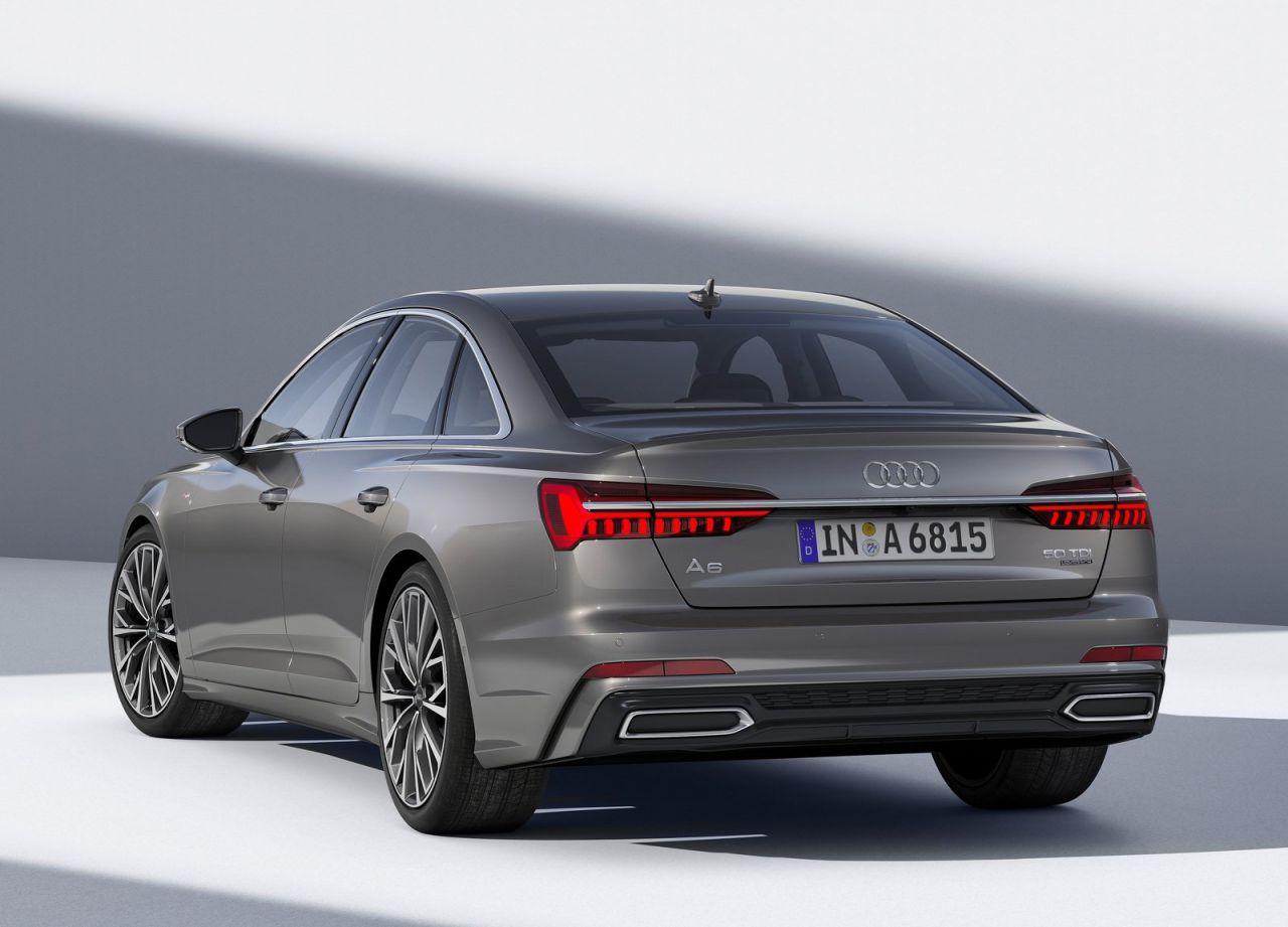 Galería Revista De Coches Nuevo Audi A6 2019 Audi A6 2019