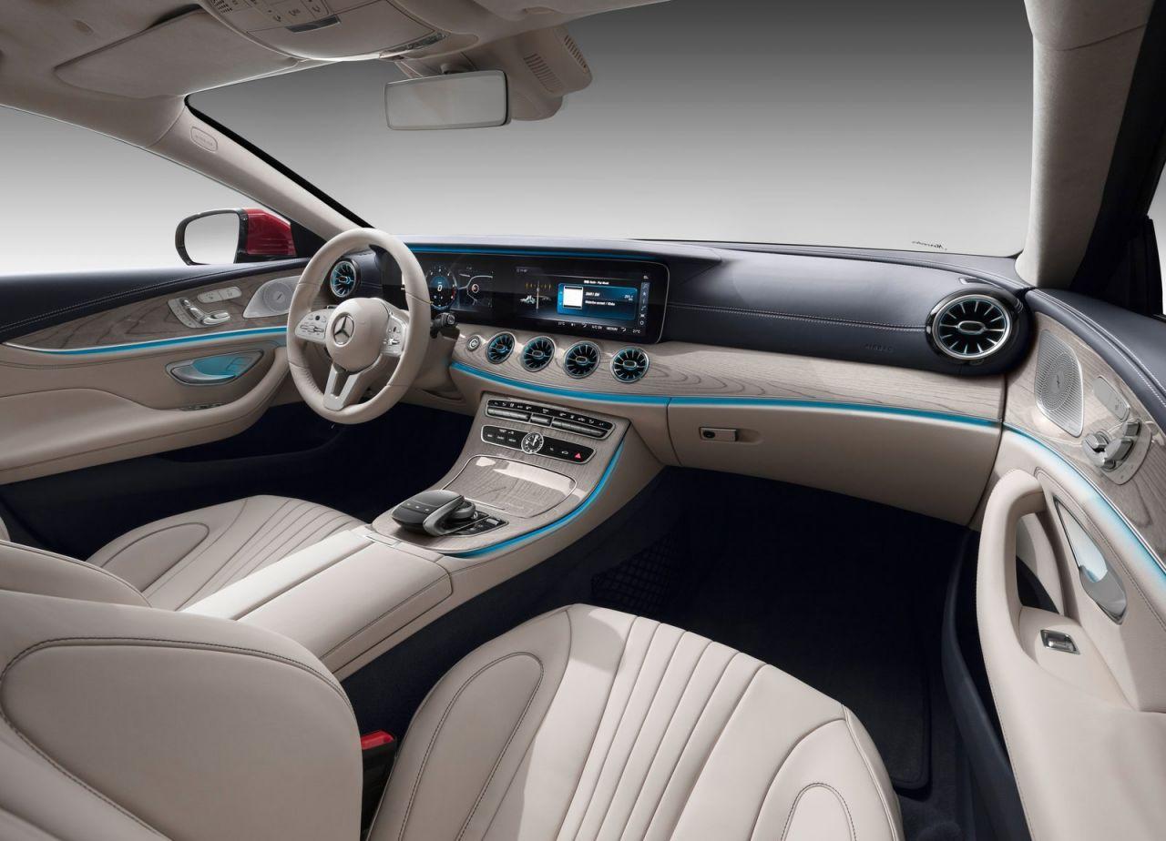 Galer 237 A Revista De Coches Mercedes Benz Cls 2018