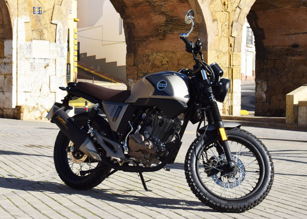 MH Motorcycles Revenge