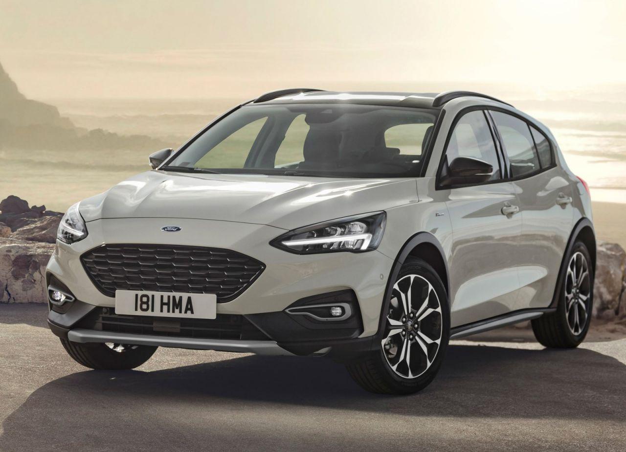 Galería Revista de coches, - Nuevo Ford Focus Active - Imagen