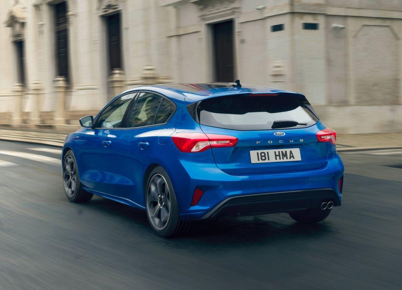 Galería Revista de coches, - Nuevo Ford Focus ST Line - Imagen