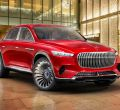 Mercedes-Benz-Vision Maybach Ultimate Luxury Concept 2018