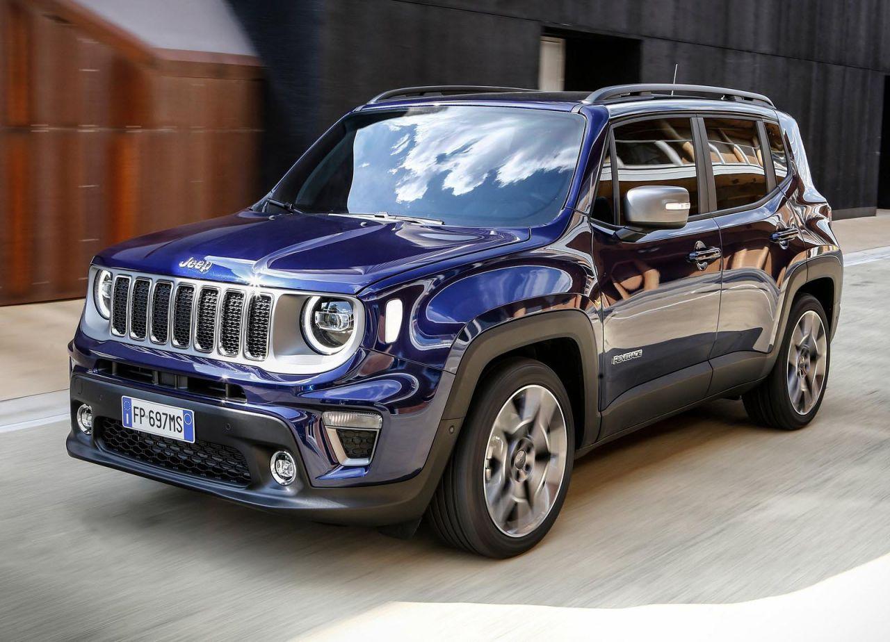 Galeria Revista De Coches Jeep Renegade 2019 Jeep Renegade 2019