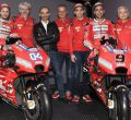 Presentacion Ducati MotoGP