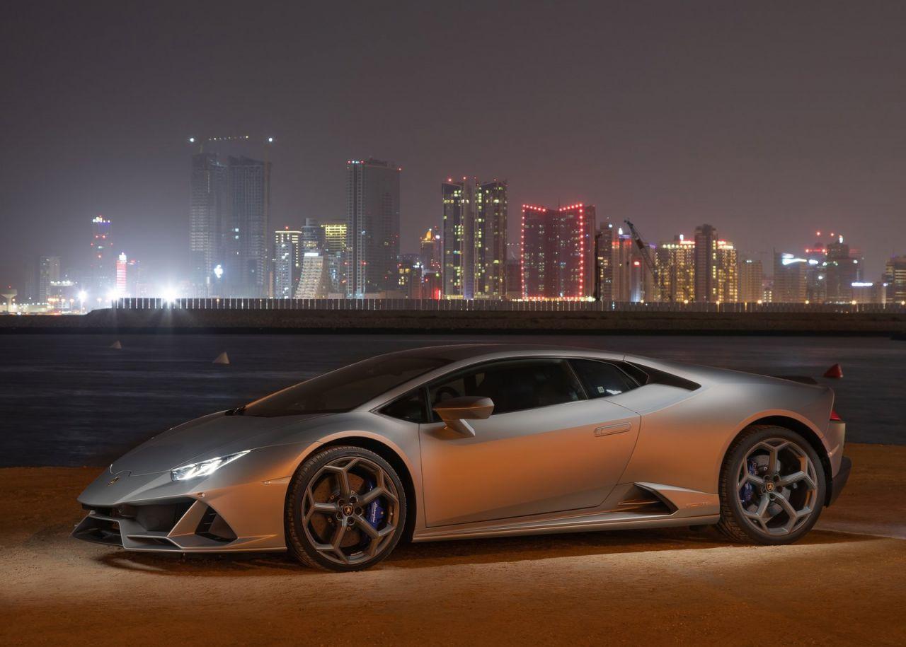 Galeria Revista De Coches Lamborghini Huracan Evo 2019