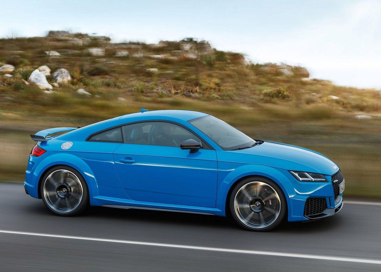 2020 Audi Tt Rs Concept