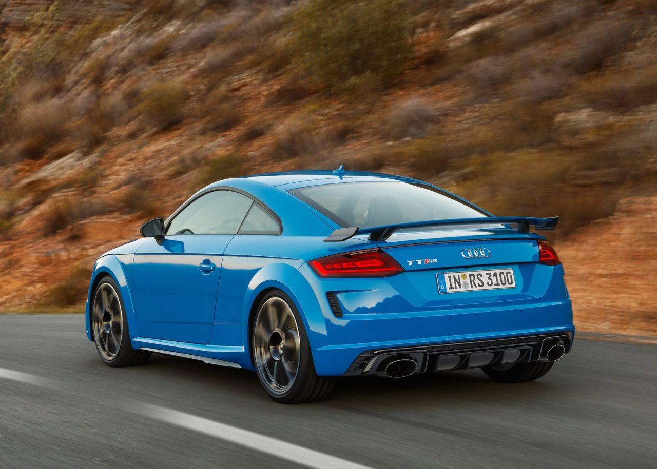 2021 Audi Tt Rs Price