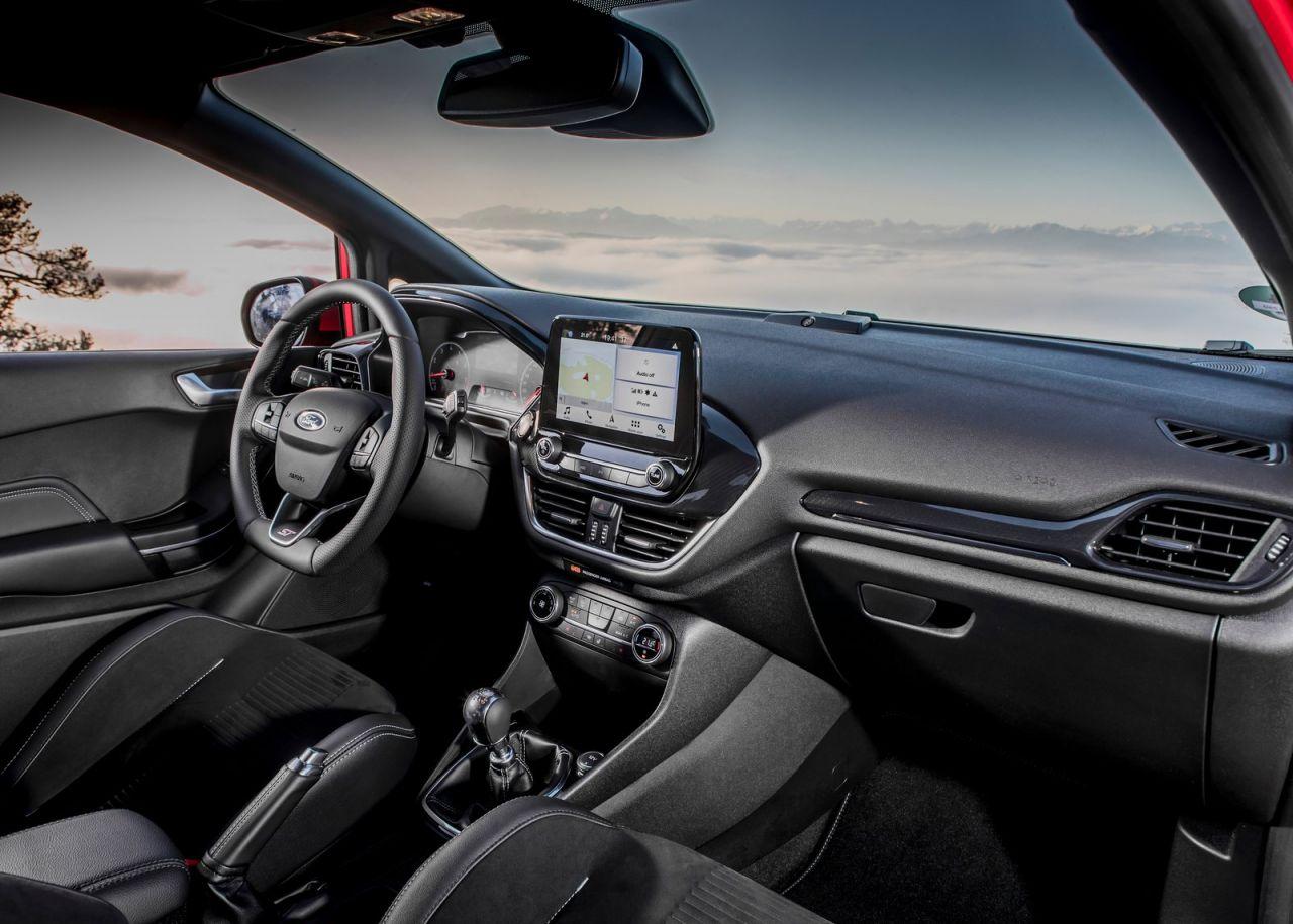 Mercedes Benz 600 >> Galería Revista de coches, - Ford Fiesta ST 2019 Interior ...