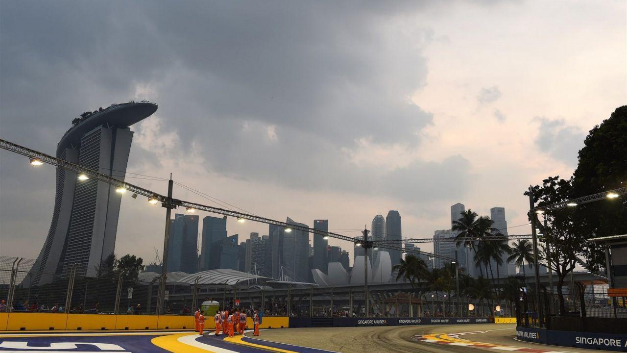 circuito Marina bay