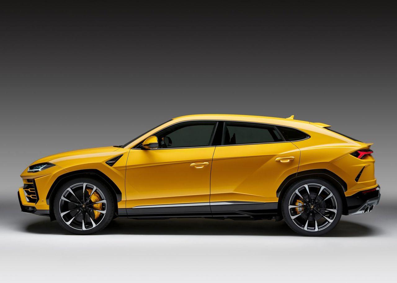 Galeria Revista De Coches Lamborghini Urus 2019 Imagen