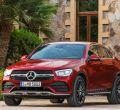 Mercedes GLC Coupe 2020