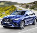 Mercedes-Benz GLE63 S AMG 2020