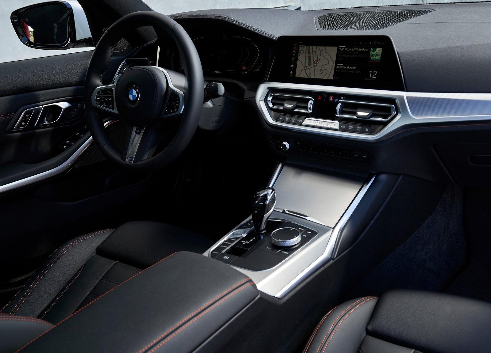galer u00eda revista de coches  - interior bmw 320d sport line 2019