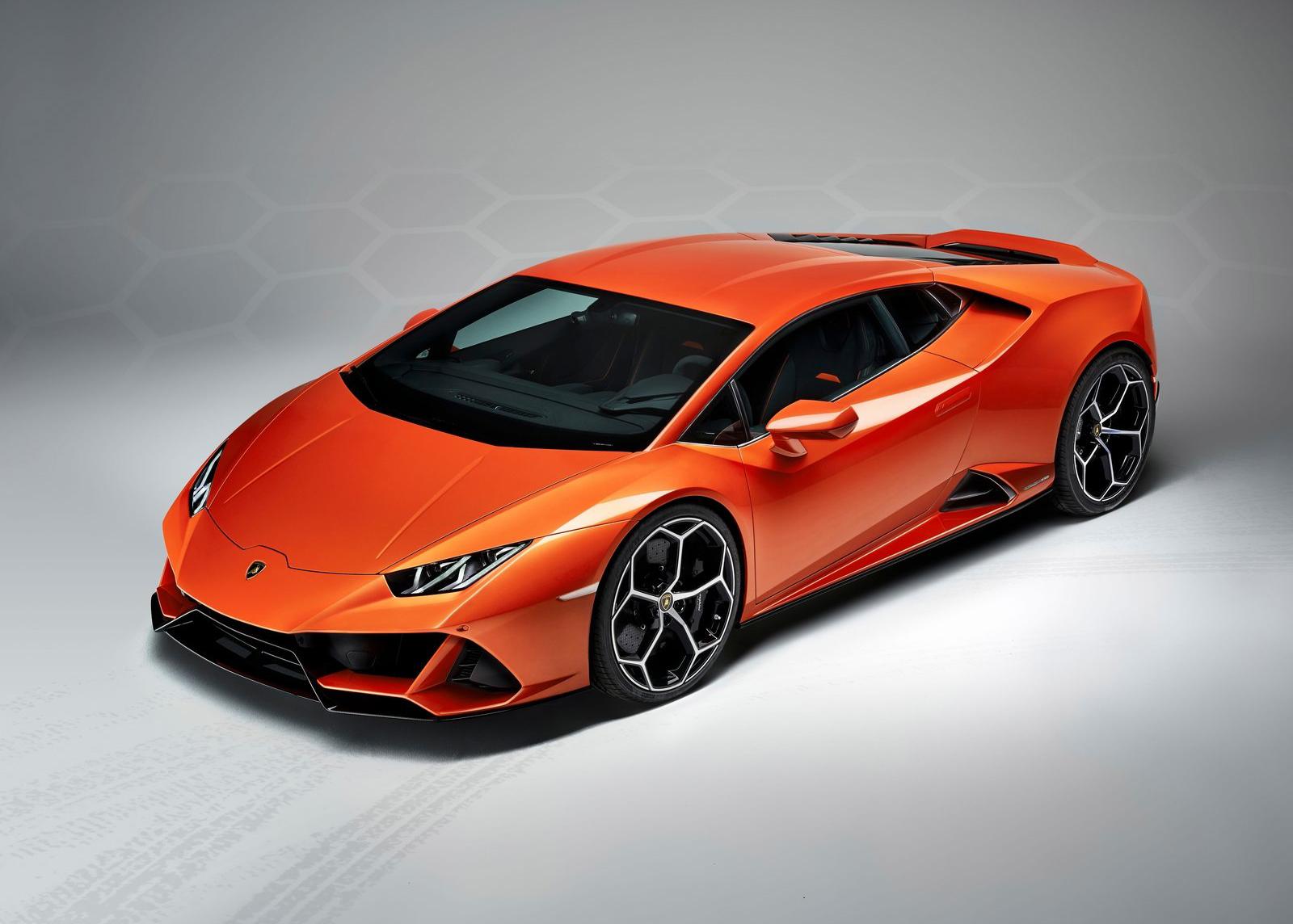 Galería Revista de coches, - Lamborghini Huracan Evo 2019 ...