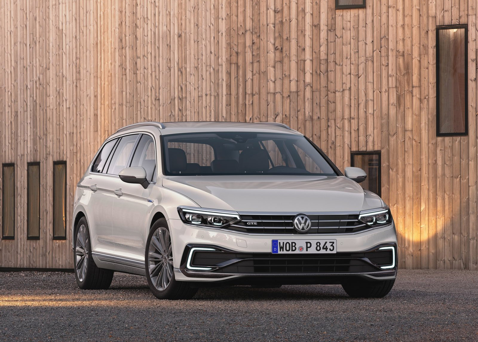 galer u00eda revista de coches  - volkswagen passat gte variant 2020