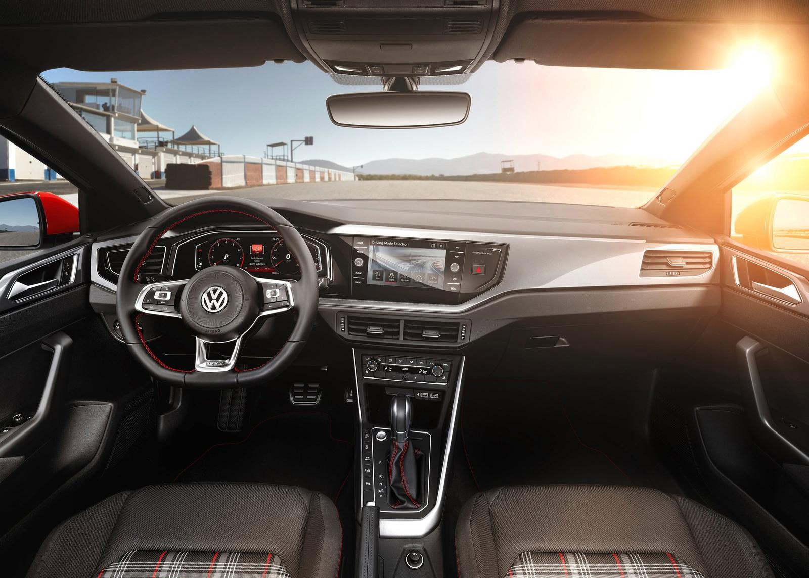 Galeria Revista De Coches Volkswagen Polo Gti 2018 Interior Imagen
