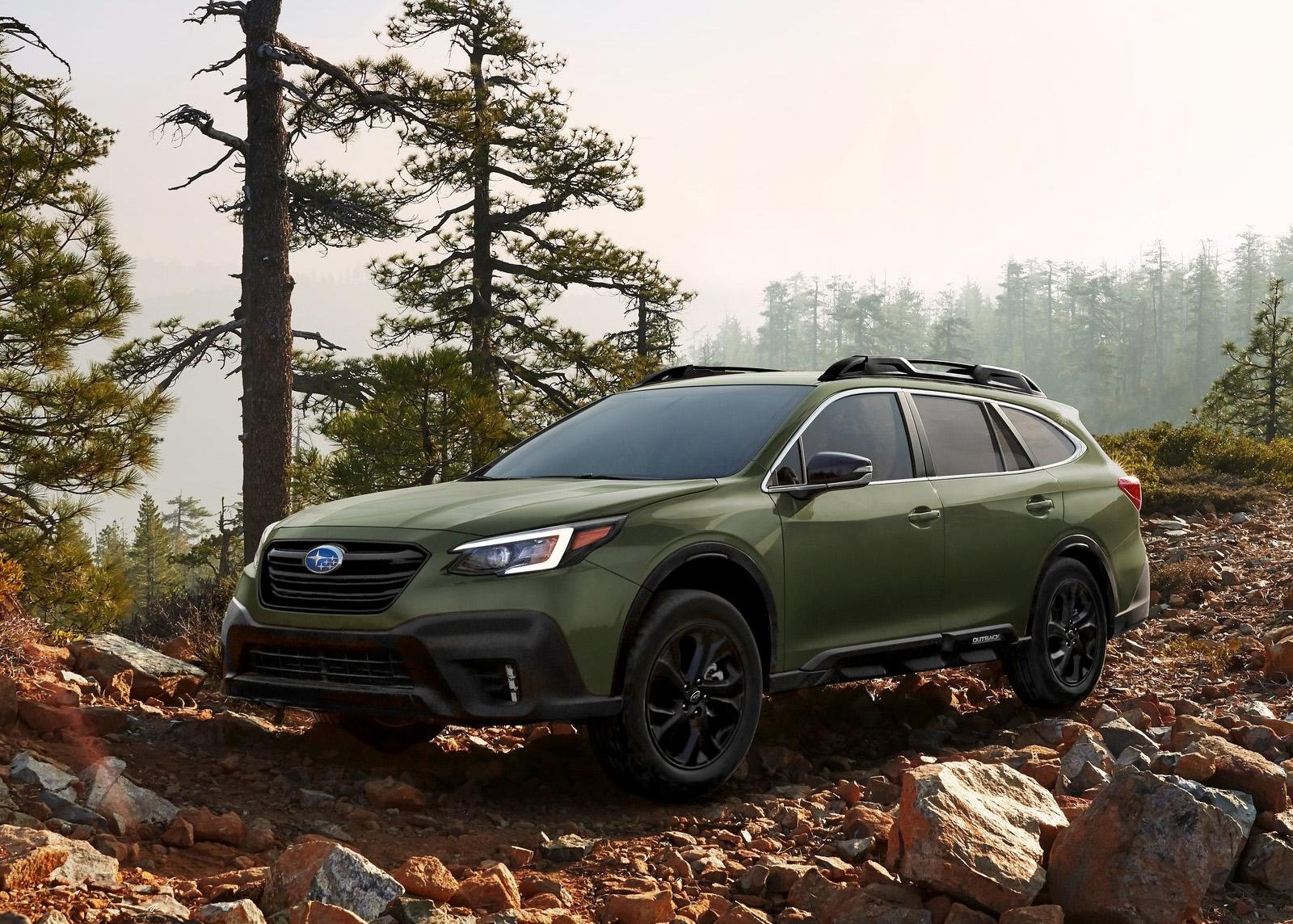 2020 Subaru Outback Turbo Hybrid Photos