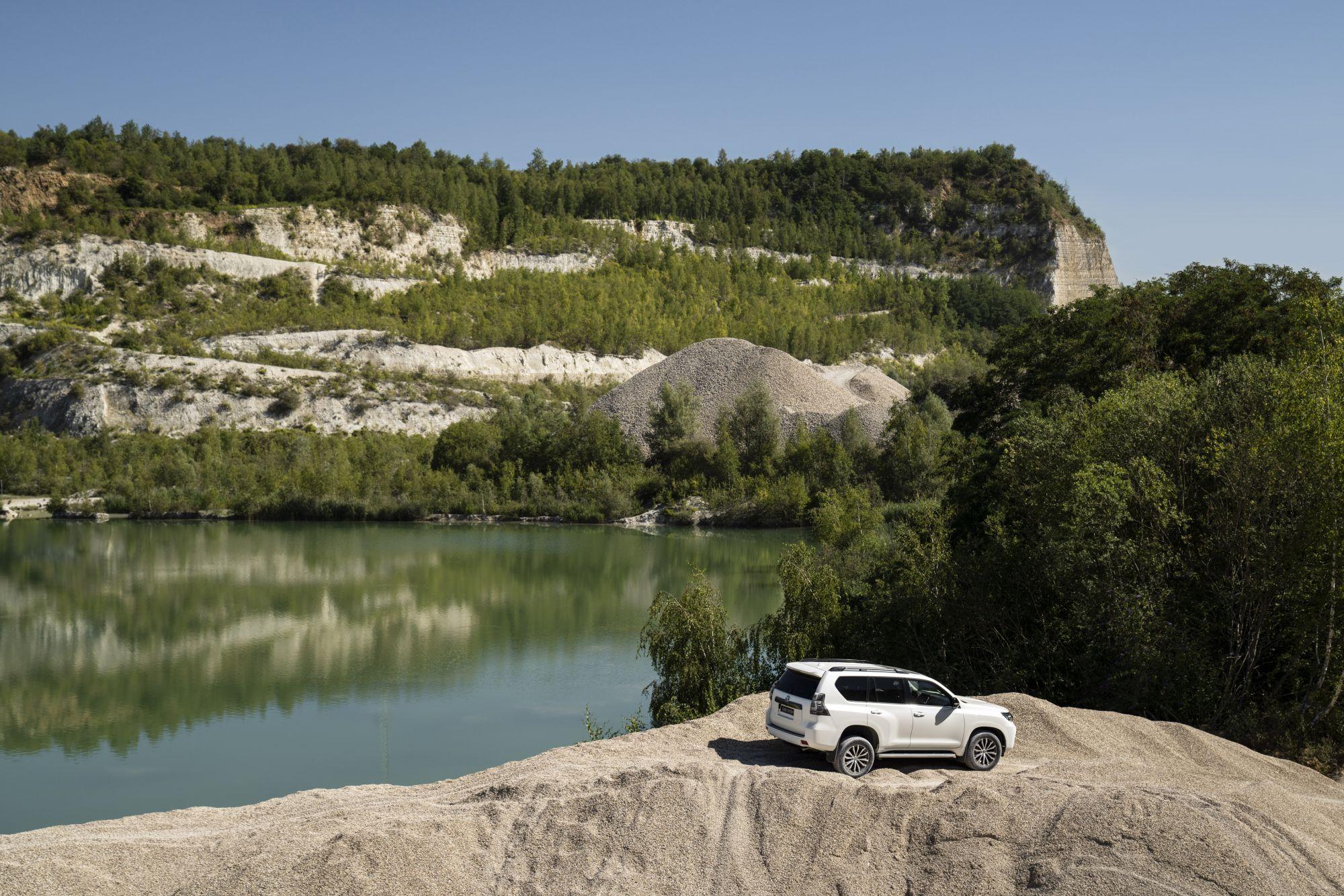 Galería Revista de coches, - Toyota Land Cruiser 2021 ...