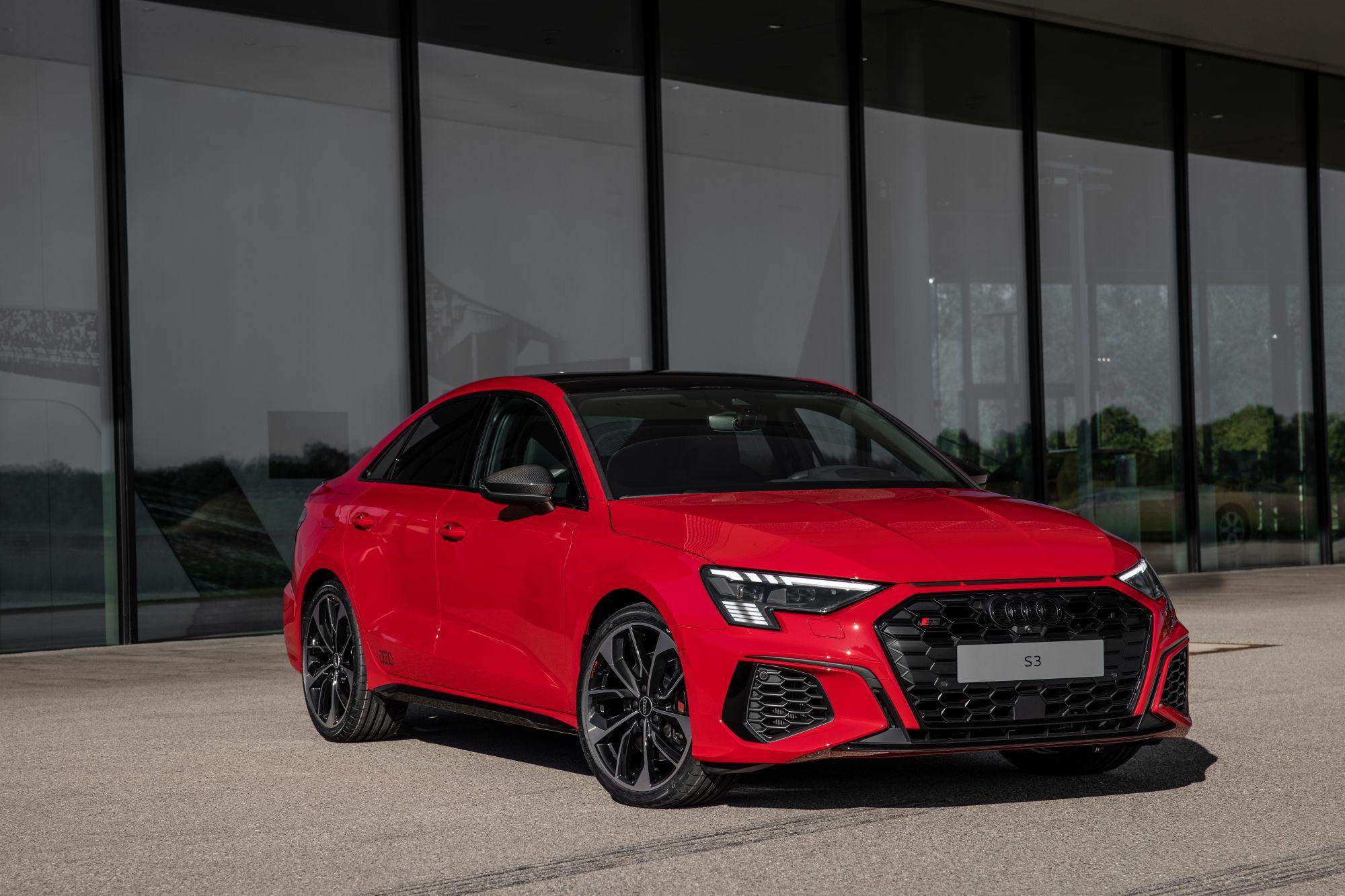 Galería Revista de coches, - Audi S3 Sedan 2021 - Imagen