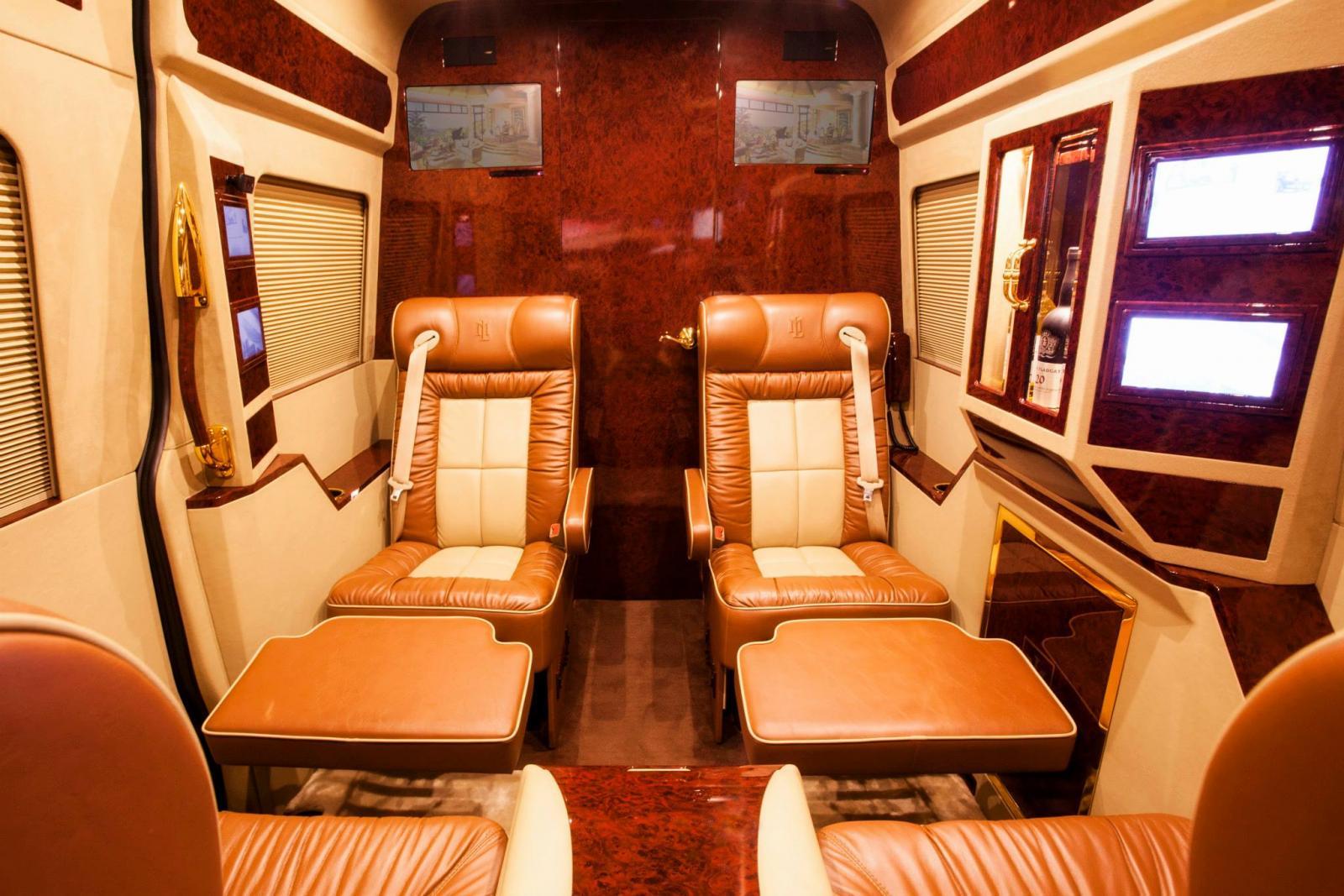 Una De Las Caravanas M 225 S Lujosas Del Mundo Revista De