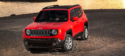 Jeep Renegade Open Edition