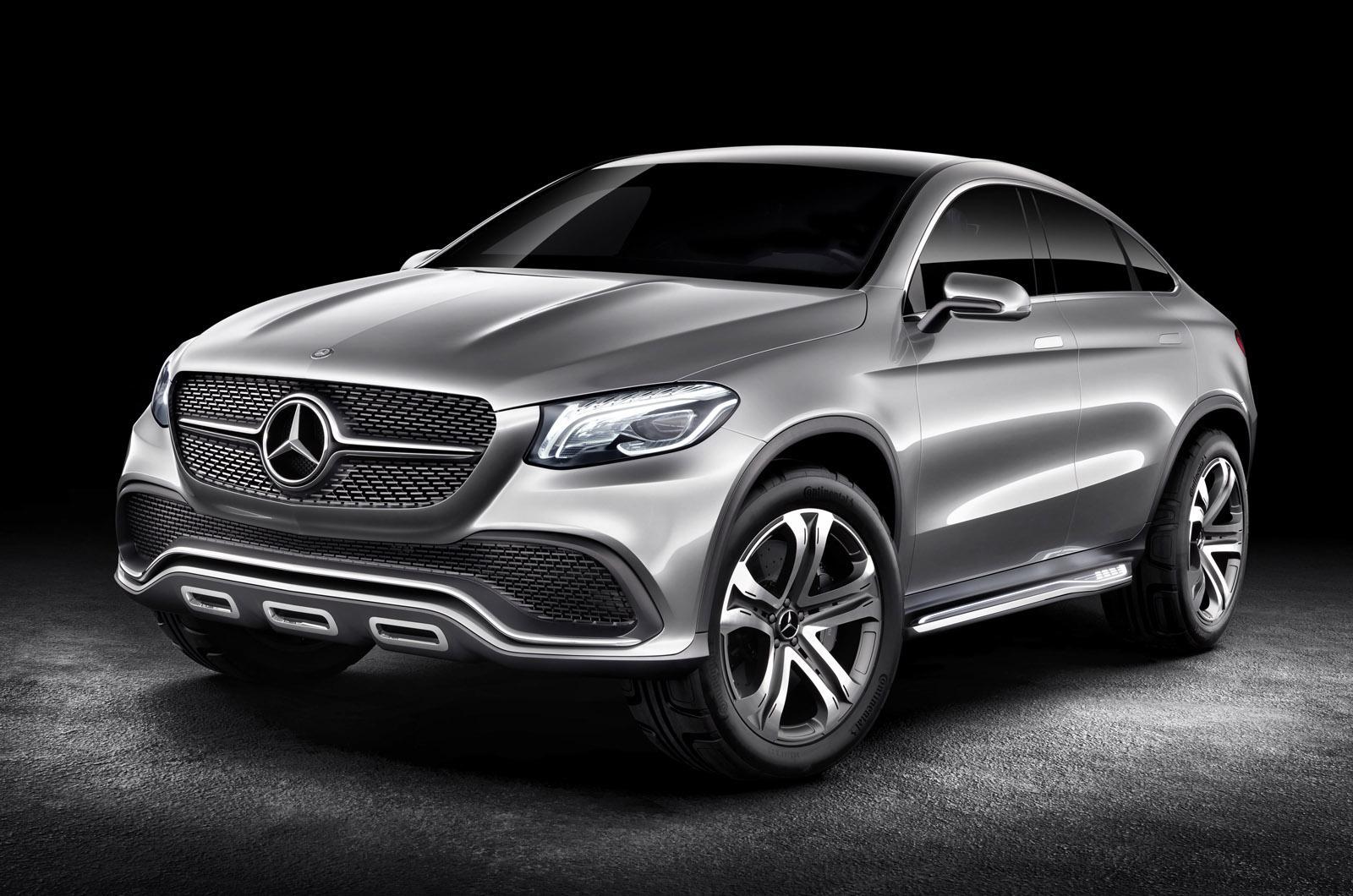 Nuevo Mercedes Benz Mlc Revista De Coches