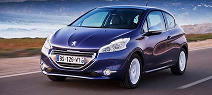 Peugeot 208,se hunde en el abismo
