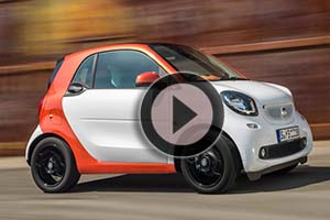 Vídeo HD Smart Fortwo 2015