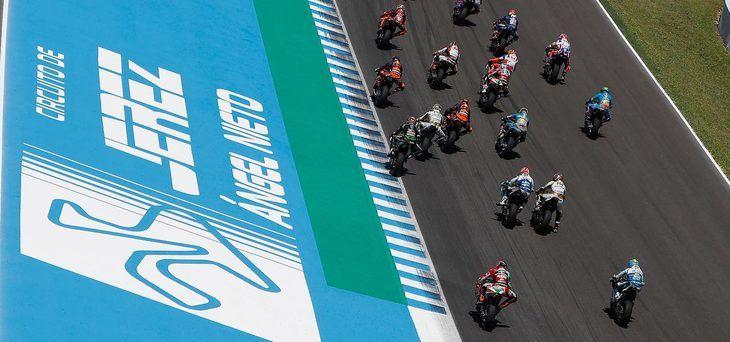 El mundial de MotoGP desembarca en Jerez