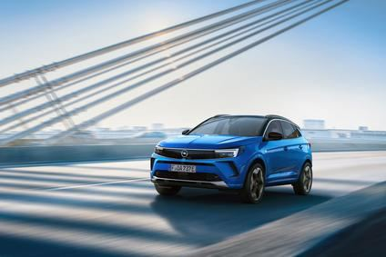 Nuevo Opel Grandland, con un diseño atrevido y más tecnología