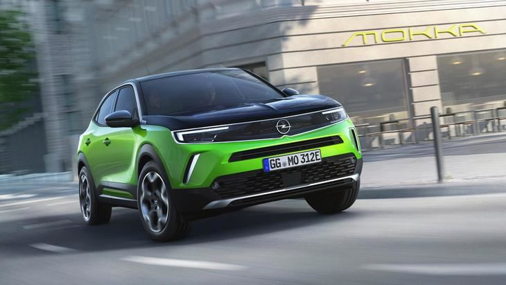 Nuevo Opel Mokka totalmente eléctrico