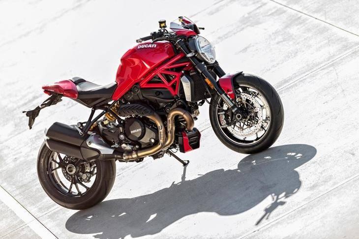 Ducati Monster 1200 R, la más potente y sofisticada de la familia