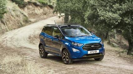 Nuevo Ford Ecosport, un SUV compacto muy versátil