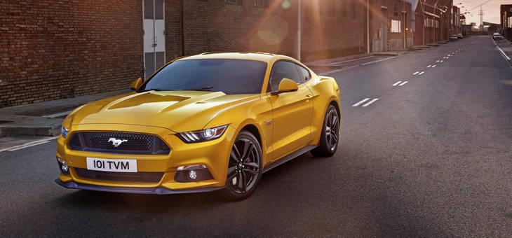 El Ford Mustang llega desde 37.000€