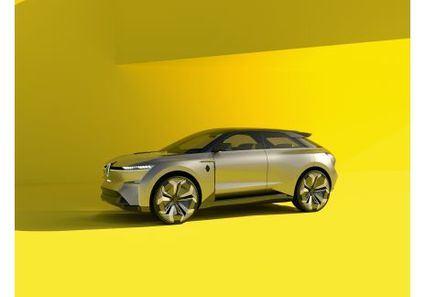 Renault MORPHOZ un Concept inteligente y modular