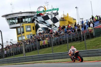 Gran Premio de Alemania (Circuito de Sachsenring)