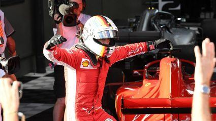 GP de Australia: Vettel gana por estrategia