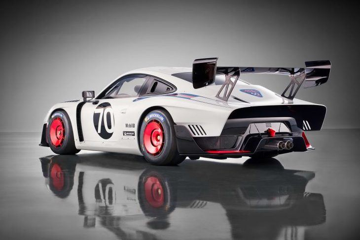 Porsche 935 Clubsport por 1.7 millones de euros