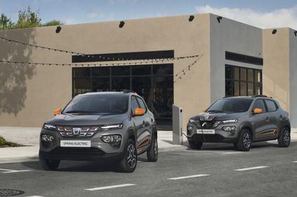 Dacia Spring Electric en dos variantes
