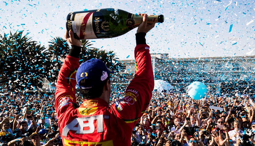 EL MEJOR, Daniel ABT se lleva el Gran Premio CDMX Fórmula E