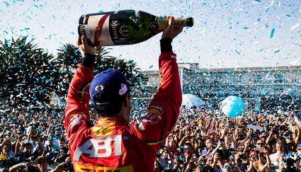Daniel Abt gana en México el ePrix