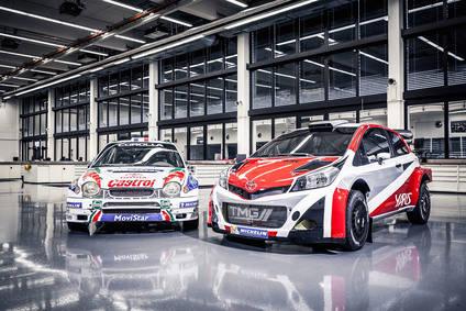 Toyota volverá al Campeonato Mundial de Rallys WRC