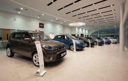 Aumenta la venta de coches