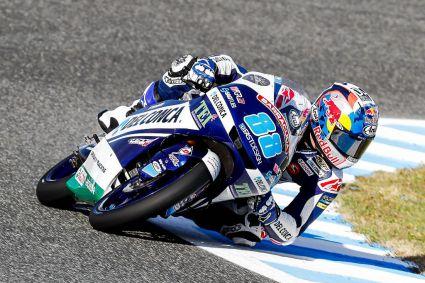 Jorge Martin, heroe en Moto2