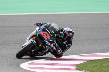 Bagnaia, victoria en Moto2