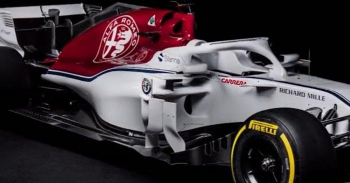 Alfa Romeo Racing sustituye a Sauber